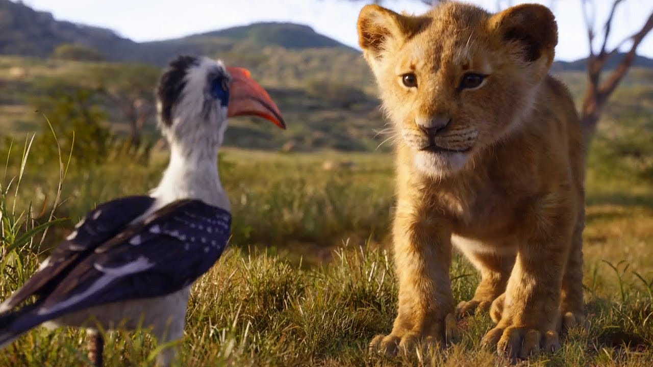 the lion king trailer  2  2019  disney movie hd