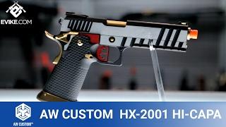 """AW Custom HX2001 """"Competitor"""" Hi-Capa Pistol - Airsoft Evike.com"""