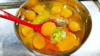 부드러운 대왕 계란말이, 서울 포장마차 달걀말이, 가락…