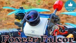 ✔ FPV Камера Foxeer Falkor 1200TVL 4:3/16:9 PAL/NTSC G-WDR OSD!