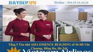 Vé máy bay Vietnam Airlines đi Buôn Ma Thuột giá rẻ, bán vé máy bay Vietnam Airlines giá rẻ