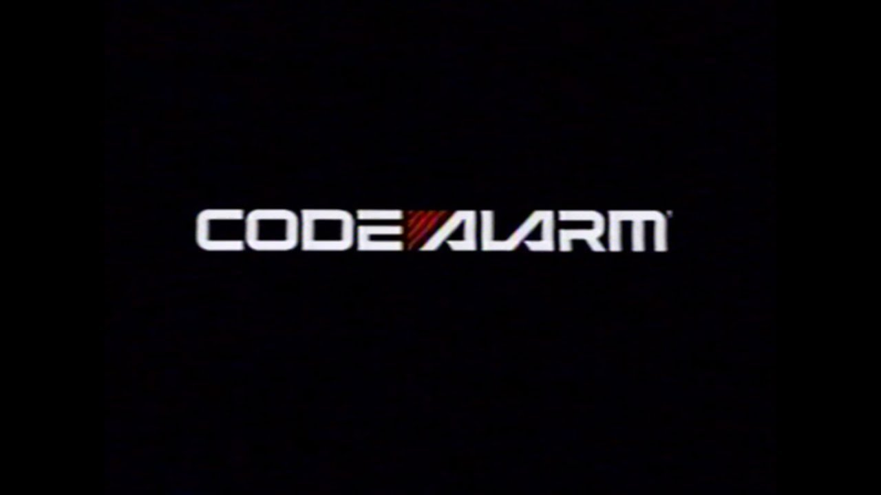 code alarm manual for ca110