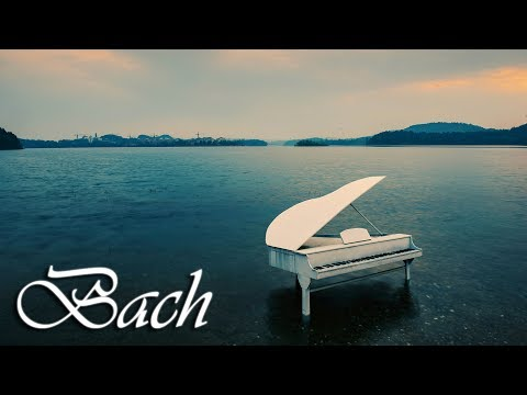 Bach Classical Music for Studying, Concentration, Relaxation | Study Music | Piano Instrumental