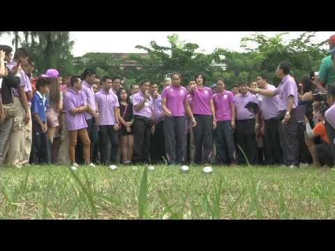 อรอุมา สิทธิรักษ์ ,ปลื้มจิตร์ ถินขาว และ วรรณา บัวแก้ว 3ลูกยางสาวเนื้อหอมทีมชาติไทย แข่งขันกีฬาเปตอง