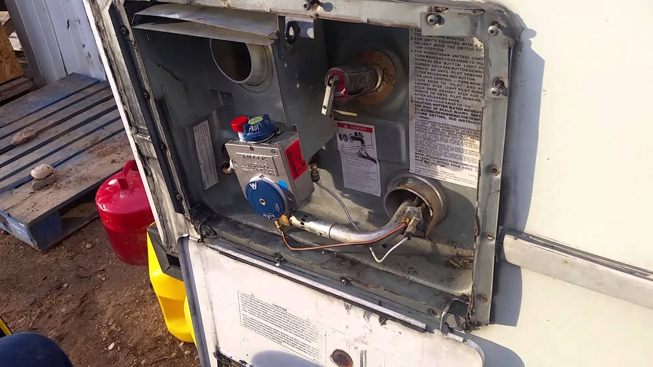 Atwood Rv Water Heater Manual | Wooden Thing
