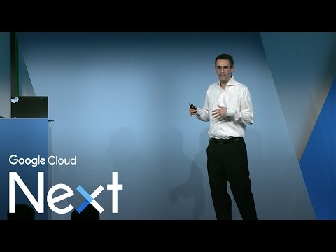 Reimagining human computer interaction with Cloud Speech API (Google Cloud Next
