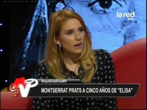 """Montserrat Prats: """"Me faltó otra oportunidad"""""""