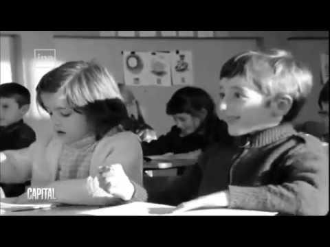 Eric Zemmour a 7 ans 1965 école Fresnel de Drancy