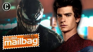 What If Andrew Garfield Showed Up in Venom? - Mailbag