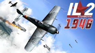 Full IL-2 1946 mission: Bomber Battle and Roberth the Ram
