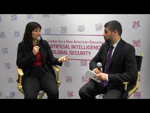 Interactive Session with Dr. Kathleen Fisher - Artificial Intelligence and Global Security Summit