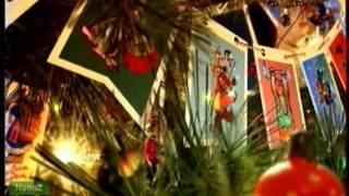 Коллекция новогодних заставок Первого канала 2012, 2013
