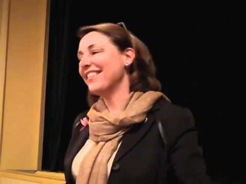 Joanne Yepsen discusses Sustainable Housing in Saratoga Springs