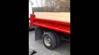 2015 Chevy 3500 HD Dump