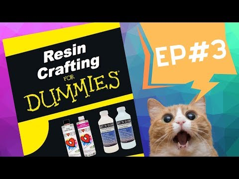 How to Dome with Resin   Complete Beginner's Guide for Resin Crafting 3/3