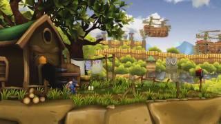 Rocket Knight - PC / Xbox 360 / PS3 - Konami Gamers Night Trailer