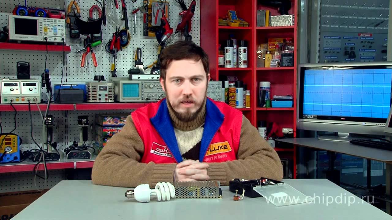 Elektronik Balast: Şema 2х36