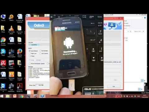 How to flash Firmware on Samsung SM-G313HU Galaxy S Duos 3