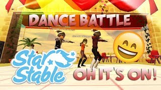 Star Stable - Dance battle | Oh it's so on! |