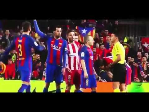 Robo To The Atletico Of Madrid Siege Last Min Los Barquillas Of The Barca And The Atletico Stand