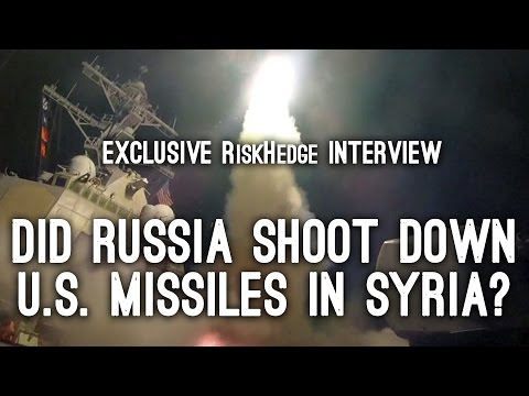 Thumbnail: Did Russia shoot down U.S. missiles in Syria? | Dr. Theodore Karasik Interview