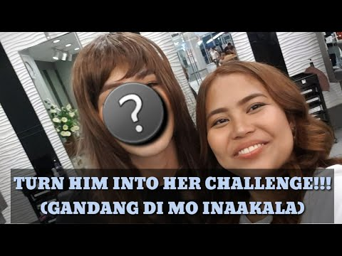 TURN HIM INTO HER CHALLENGE WITH BANINAY BAUTISTA *PLUS MORE VLOG7