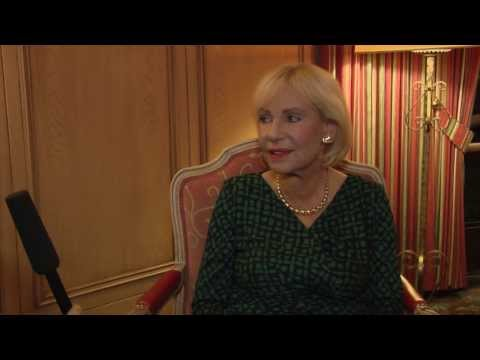 "Dagmar Berghoff  "" Miss Tagesschau"" ARD"