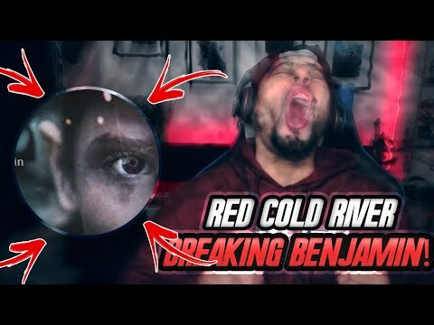 FINALLY! Breaking Benjamin - Red Cold River REACTION