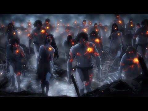 Top Anime Wallpaper Top 8 Zombie Anime Must Watch Youtube