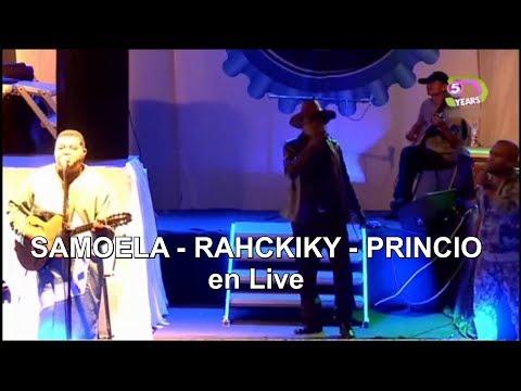 Le Trio Samoela - RahCkiky et Princio en Live  Octobre 2017