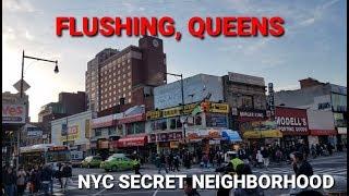 Around Flushing, Queens - NYC's Secret Neighborhood?