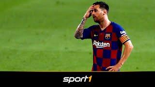 Wechsel-Zoff: Messi will wohl auf Barca zugehen | SPORT1 - DER TAG