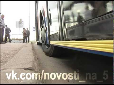 В Челнах начали ездить новые автобусы
