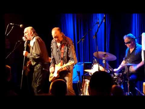 CRAZY CAVAN & the Rhythm Rockers (Zusammenschnitt) 30 Jahre Louisiana Rebs Berlin 01.10.16
