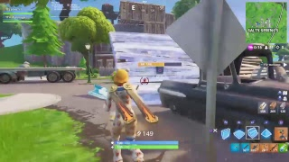 Getting things done in Fortnite