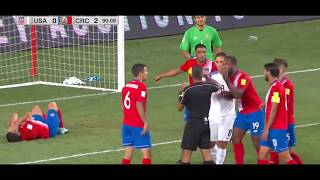 USA vs Costa Rica Goals & Highlights FULL 01/09/2017 -  World Cup Qualification 2018