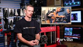 Guru Dynamic Fit Unit at Parvilla Cycles and Multisport