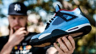 update: AFTER WEARING THE JORDAN 4 CACTUS JACK FOR 75 DAYS! (Pros & Cons)