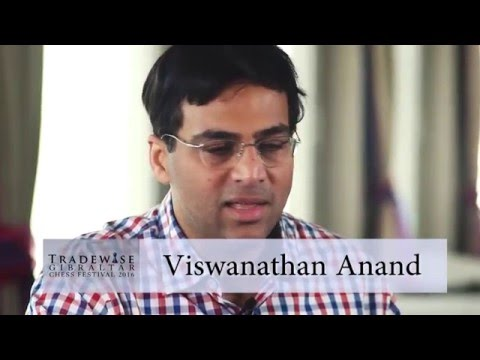 Exclusive Interview with Viswanathan Anand: 5-time World Chess Champion, Part 2