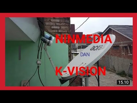 Berburu Satellite Measat3 (K-VISION)