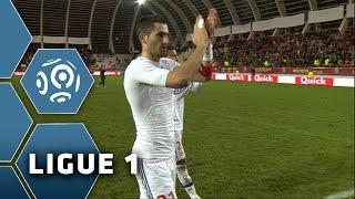 RC Lens - Olympique Lyonnais (0-2)  - Résumé - (RCL - OL) / 2014-15