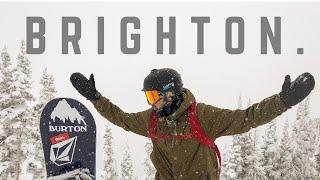 Ski Utah - Utah's best hidden secret | Brighton Ski Resort