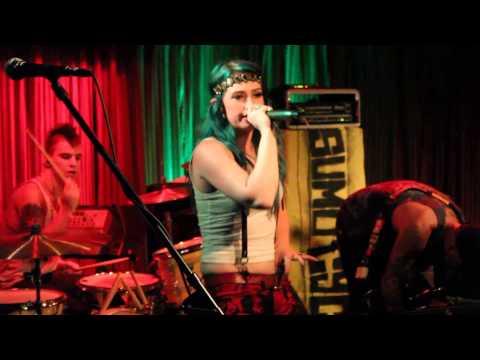 Sumo Cyco : Live @ The Casbah Hamilton, ON 16.8.2014
