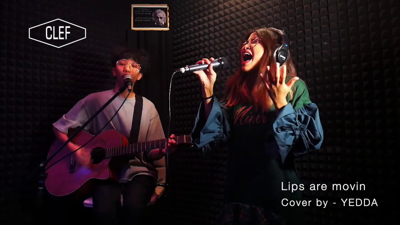 Meghan Trainor - Lips Are Movin ( Cover By YEDDA )