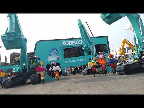 Kobelco At Mining Expo 2019