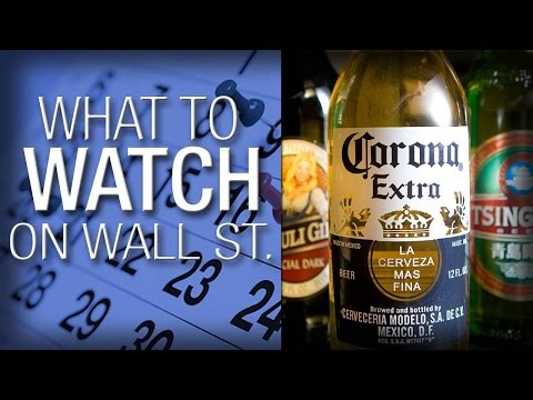 What To Watch Wednesday: Beverage Company To Release Quarterly Earnings