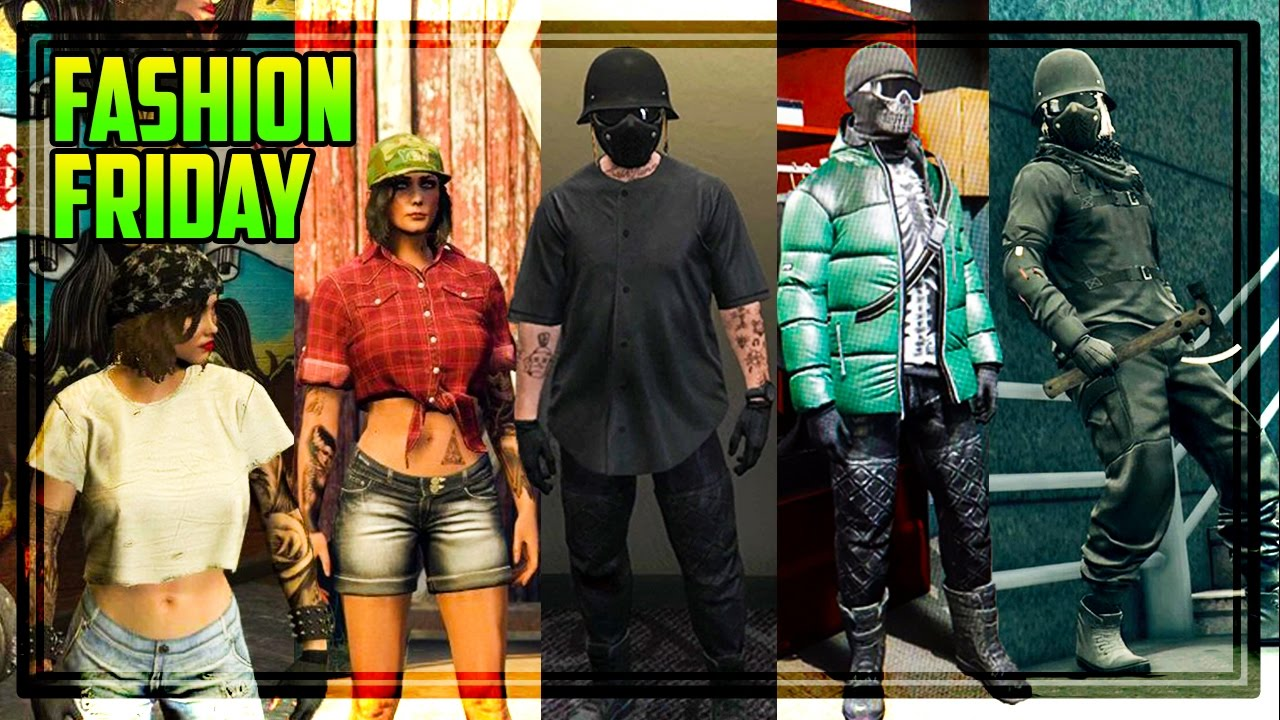 plain gta online biker outfits