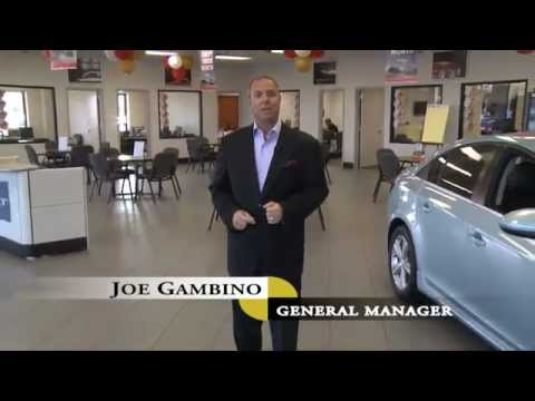 Get to Know Gateway Chevrolet in the Avondale Automall - YouTube