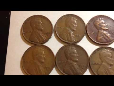 1951-D United States Wheat Penny