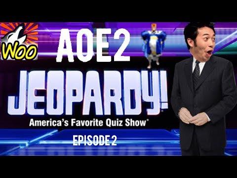 AoE2 JEOPARDY! Episode 2 feat. Nili and Tatoh